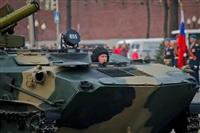 Вторая генеральная репетиция парада Победы. 7.05.2014, Фото: 42