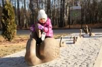"""Открытие скульптуры """"Лебединое озеро"""" в Центральном парке, Фото: 17"""