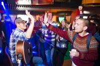 Вася Васин в Hardy баре, Фото: 23