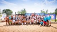 Пляжный волейбол в Барсуках, Фото: 151