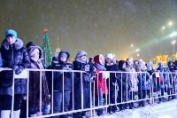 На площади Ленина прошло закрытие главной городской ёлки, Фото: 3