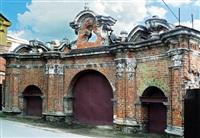 Тула, Денисовский пер., 2-а. Ломовские ворота (XVIII в.), Фото: 12