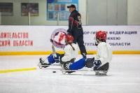 """Детская следж-хоккейная команда """"Тропик"""", Фото: 30"""