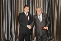 Награждение серебряной медалью  «За особый вклад в развитие Тульской области» Александра Бутовского, Фото: 76