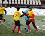 """Матч """"Тула""""-""""Кашира"""" в Новомосковске. 31.01.2015, Фото: 26"""
