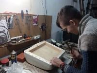 Туляки восстановили 40-летний «Днепр», Фото: 1