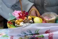 Туляки освящают пасхи и куличи, Фото: 53
