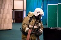 Тульские пожарные провели учения в драмтеатре, Фото: 5