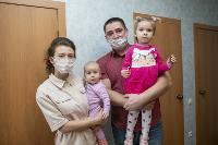 В Новомосковске семьи медиков получают благоустроенные квартиры, Фото: 3