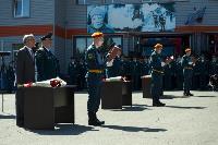 Молодые сотрудники Главного управления МЧС России по Тульской области торжественно приняли присягу, Фото: 48