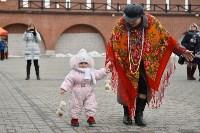 Масленица в Торговых рядах тульского кремля, Фото: 37