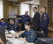 Алексей Дюмин посетил Главное управление МЧС России по Тульской области , Фото: 10
