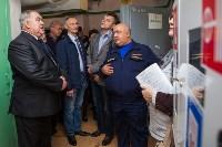 Учения МЧС в убежище ЦКБА, Фото: 22
