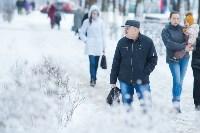 Тула после снегопада. 23.12.2014, Фото: 39