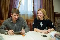 Алексей Ягудин и Татьяна Тотьмянина в Туле, Фото: 32