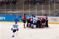 Женский хоккейный матч Канада-Финляндия. Зимняя Олимпиада в Сочи, Фото: 6