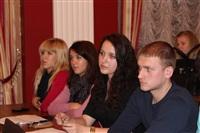 Андрей Спиридонов, министр Тульской области, познакомил студентов с проектом «Открытый регион 71», Фото: 9