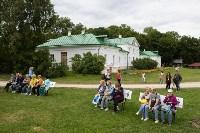 Агриппина Стеклова на фестивале Толстой, Фото: 1