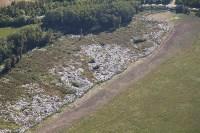 Тульские полигоны ТБО с высоты птичьего полета, Фото: 26