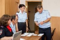 Экзамен для полицейских по жестовому языку, Фото: 7