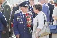 В Туле открыли стелу в память о ветеранах локальный войн и военных конфликтов, Фото: 5