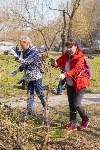 Субботник в Заречье, Фото: 81