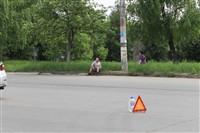 На Косой Горе сбили скутериста, Фото: 3