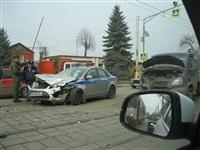 Н ул. Оборонной столкнулись ВАИ и «Газель», Фото: 5