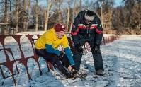 Снежный футбол по-тульски, Фото: 18