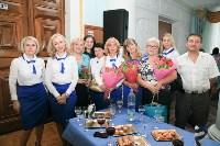 Торжественные мероприятия в честь Дня металлурга и 80-летия Тулачермета, Фото: 61