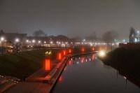 Вечерний туман в Туле, Фото: 2