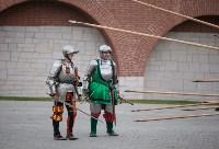 Средневековые маневры в Тульском кремле. 24 октября 2015, Фото: 173