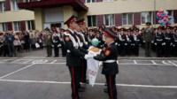 1 сентября в Первомайском кадетском корпусе, Фото: 7