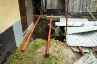 В Туле может провалиться под землю частным домом: обрушился шурф шахты, Фото: 10