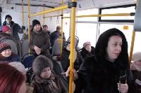 Творческий троллейбус «Субботняя улитка» снова радует туляков, Фото: 9