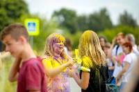 В Туле прошел фестиваль красок и летнего настроения, Фото: 9