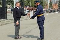 День Тульской дивизии ВДВ: на площади Ленина приземлились парашютисты, Фото: 34