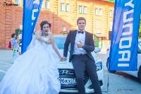 Компания «Автокласс-Лаура» представила на «Параде невест» новый Hyundai i40, Фото: 13