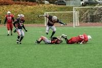 Матч по американскому футболу между «Тарантула» и «Витязь», Фото: 9