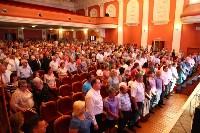 Торжественное собрание в честь Дня железнодорожника, Фото: 2