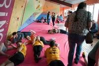 Соревнования на скалодроме среди детей, Фото: 14