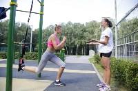 """Тренировка """"Тулицы"""" в парке, Фото: 80"""