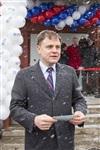 Груздев вручил ключи от социального жилья в Богородицке. 1 апреля 2014, Фото: 3