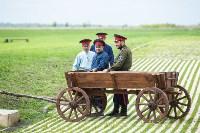 На Куликовом поле представили историю Засечной черты России, Фото: 69