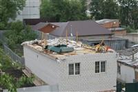 Последствия урагана в Ефремове., Фото: 27