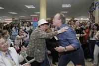 Юрий Вяземский на встрече с читателями, Фото: 17