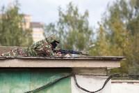 Показательные выступления ОМОН в тульской школе, Фото: 36