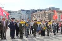 В Туле прошел митинг в честь Дня ветерана боевых действий Тульской области, Фото: 3