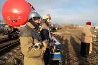 Презентация нового пожарного поезда, Фото: 12