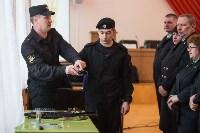 Силовая подготовка судебных приставов, Фото: 1